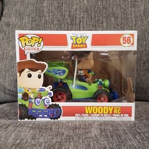 Toy Story Woody with RC Funko